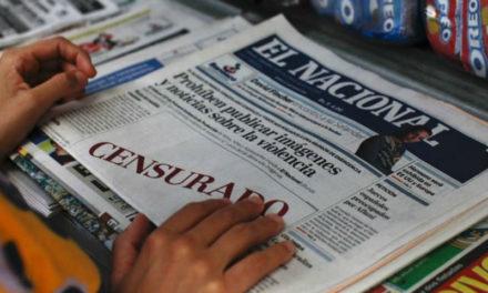 El Nacional dejará de circular en su edición impresa