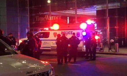 Evacuaron sede de CNN en Nueva York tras amenaza de bomba