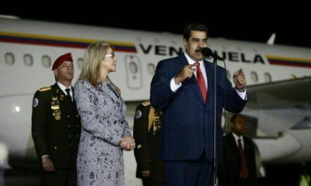 Presidente Nicolás Maduro partió a Moscú a reunirse con Putin