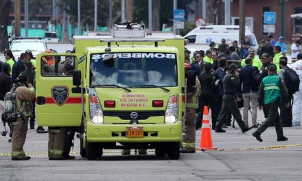 Se eleva a 21 la cifra de muertos en atentado en Bogotá
