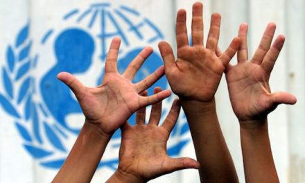 Unicef pidió 70 millones de dólares para asistir a niños venezolanos