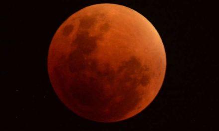 Habrá eclipse total de Luna la noche del 20 de enero