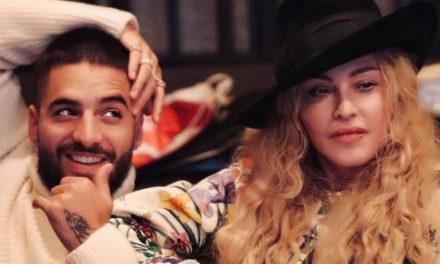 Maluma y Madonna trabajan en una colaboración