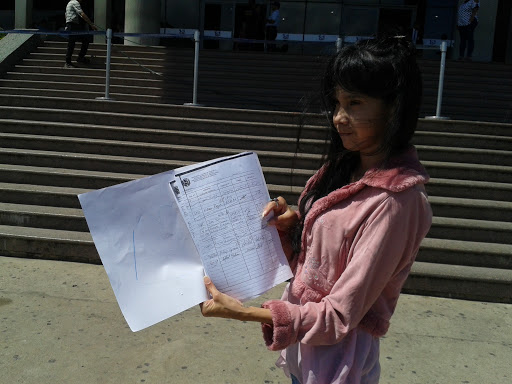 Denuncian extravío de expedientes de tribunales del caso Verónika Corona