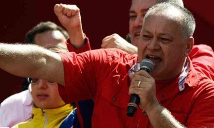 """Diosdado Cabello asegura que el 23F el gobierno obtuvo una """"gran victoria"""""""