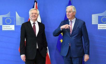 Suiza y Reino Unido firman un acuerdo comercial post-Brexit