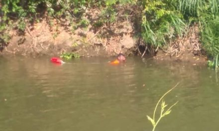 Menor de 15 años se ahogó en el río Neverí