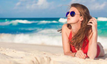 Tips para cuidar el cabello cuando vas a la playa