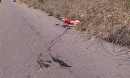 Hallado cadáver en carretera de Guanipa