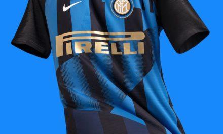 La nueva camiseta del Inter para el Derby de Milán