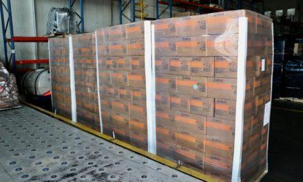 Primeros camiones con ayuda humanitaria para Venezuela se encuentran en Cúcuta