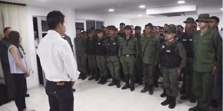 Guaidó: 160 soldados y policías se pusieron del lado de la Constitución