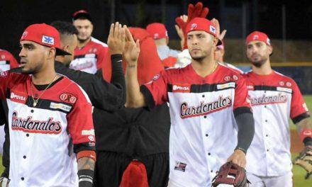 Cardenales derrotaron a Charros de Jalisco en Serie del Caribe