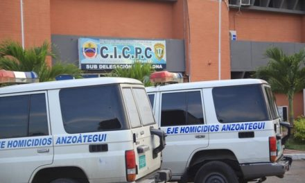 Cicpc esclareció asesinato de hombre en Puerto la Cruz