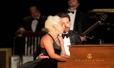 Shallow de Lady Gaga se convierte en la canción más premiada de la historia