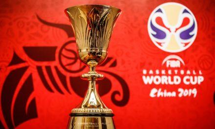 Ya se conocen los 32 clasificados al Mundial de China
