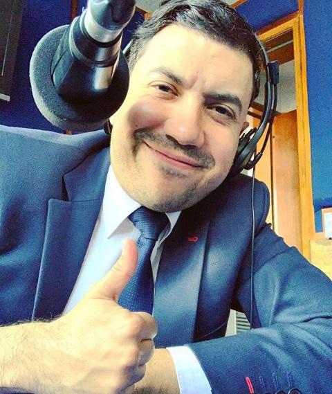 Periodista Dereck Blanco salió del aire por llamar presidente a Guaidó