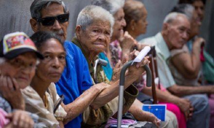 Hoy pensionados cobrarán el mes de marzo