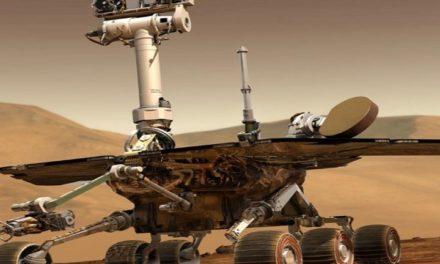 La NASA da por muerto a robot que descubrió agua en Marte