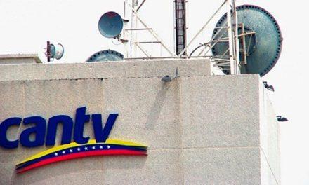 Cantv realiza maniobras para restablecer servicios de telefonía fija y móvil
