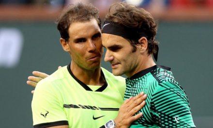 Federer y Nadal están en los octavos de final del Indian Wells