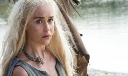 Emilia Clarke se sintió aliviada al terminar grabaciones de GOT