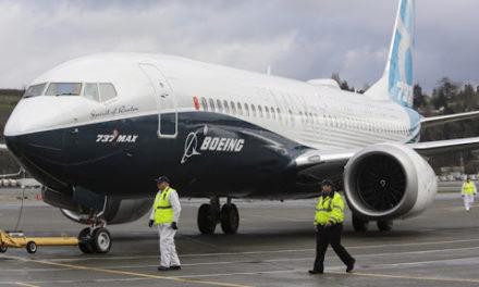 Aerolíneas sacan de circulación Boeing 737 MAX 8