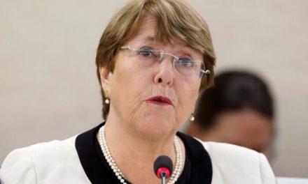 Bachelet pide que técnicos de la ONU tengan acceso al periodista Luis Carlos Díaz
