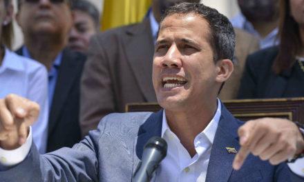 """Guaidó a Maduro: """"Las personas están esperando soluciones, no nombramientos"""""""