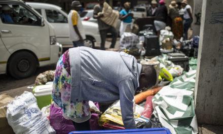 Elevan a 31 los muertos por el ciclón Idai en Zimbabue