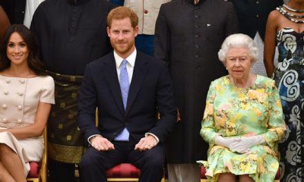 La Reina Isabel II prohibió a los Duques de Sussex tener una corte independiente