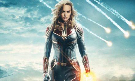 Capitana Marvel es el sexto estreno más taquillero de la historia