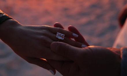 Alex Rodríguez y JLo se comprometieron