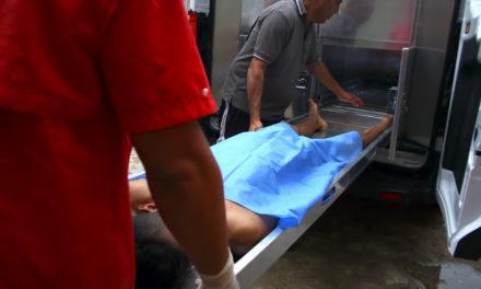 Menor murió tras accidente provocado en vía de Mesones