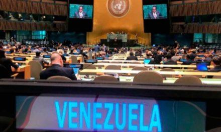 Técnicos de la ONU inspeccionarán desde hoy situación de Venezuela