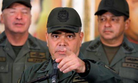Padrino López: No hay nada qué reportar de relevancia
