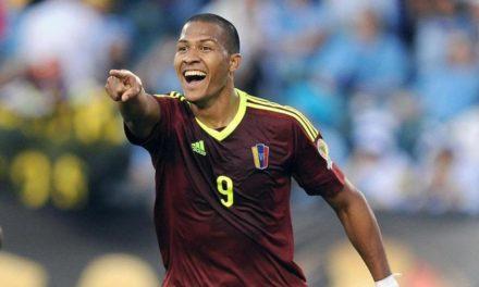 Salomón Rondón está entre los 50 mejores jugadores de la Premier League