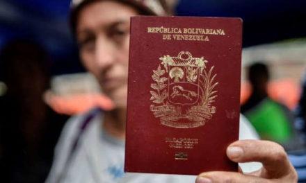 Chile extenderá vigencia de pasaportes y cédulas vencidas de venezolanos