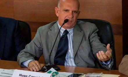 Detienen en Madrid a Hugo Carvajal por narcotráfico