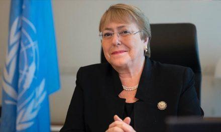 Michelle Bachelet anunció que visitará pronto a Venezuela