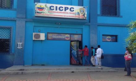 Comisiones del Cicpc El Tigre y GNB ultimaron a presunto pirata de carretera