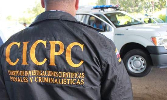 Abatido sujeto por Cicpc cuando intentaba robar cables de tendido eléctrico en Caigua