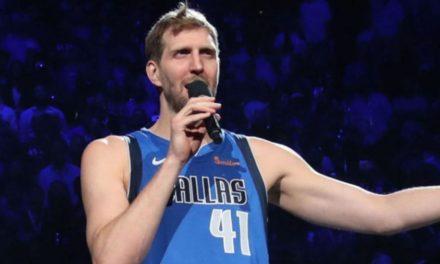 Dirk Nowitzki anunció su retirada tras 21 temporadas con los Mavericks