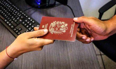 Embajada de Venezuela en China recibe más de 250 prórrogas y pasaportes