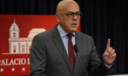 Jorge Rodríguez anunció racionamiento de luz por más de dos horas