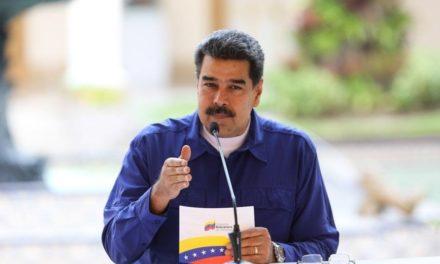Maduro aceptará ayuda humanitaria de la Cruz Roja y la ONU
