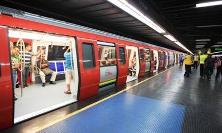 Metro de Caracas reinició operaciones en horario habitual
