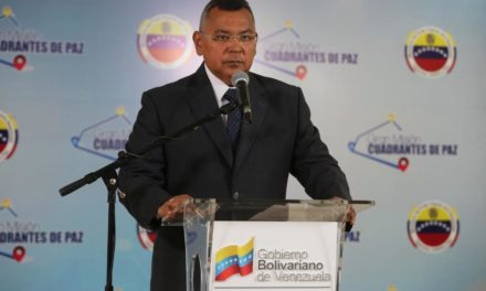 Néstor Reverol es designado como Vicepresidente Sectorial de Obras Públicas y Servicios