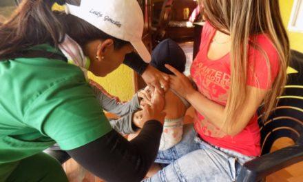 Despliegue vacunatorio ha logrado cubrir 92% de la población