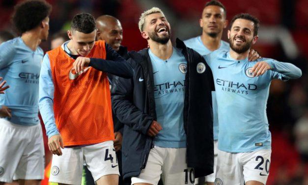 Manchester City le ganó el clásico al United
